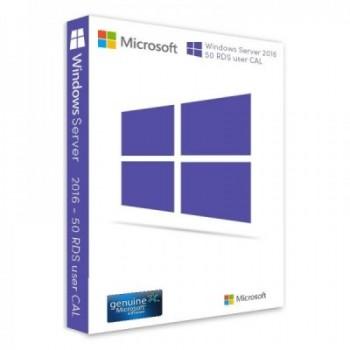 Windows Server 2016 - 50...