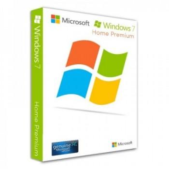 Windows 7 Home Premium -...