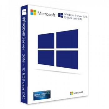 Windows Server 2016 - 10...